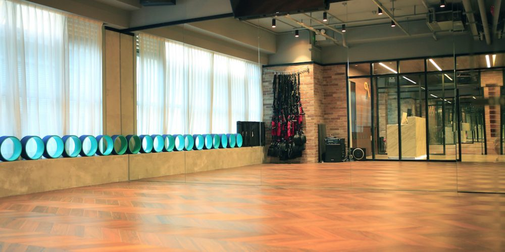 XP Fitness Studio in Central, Hong Kong