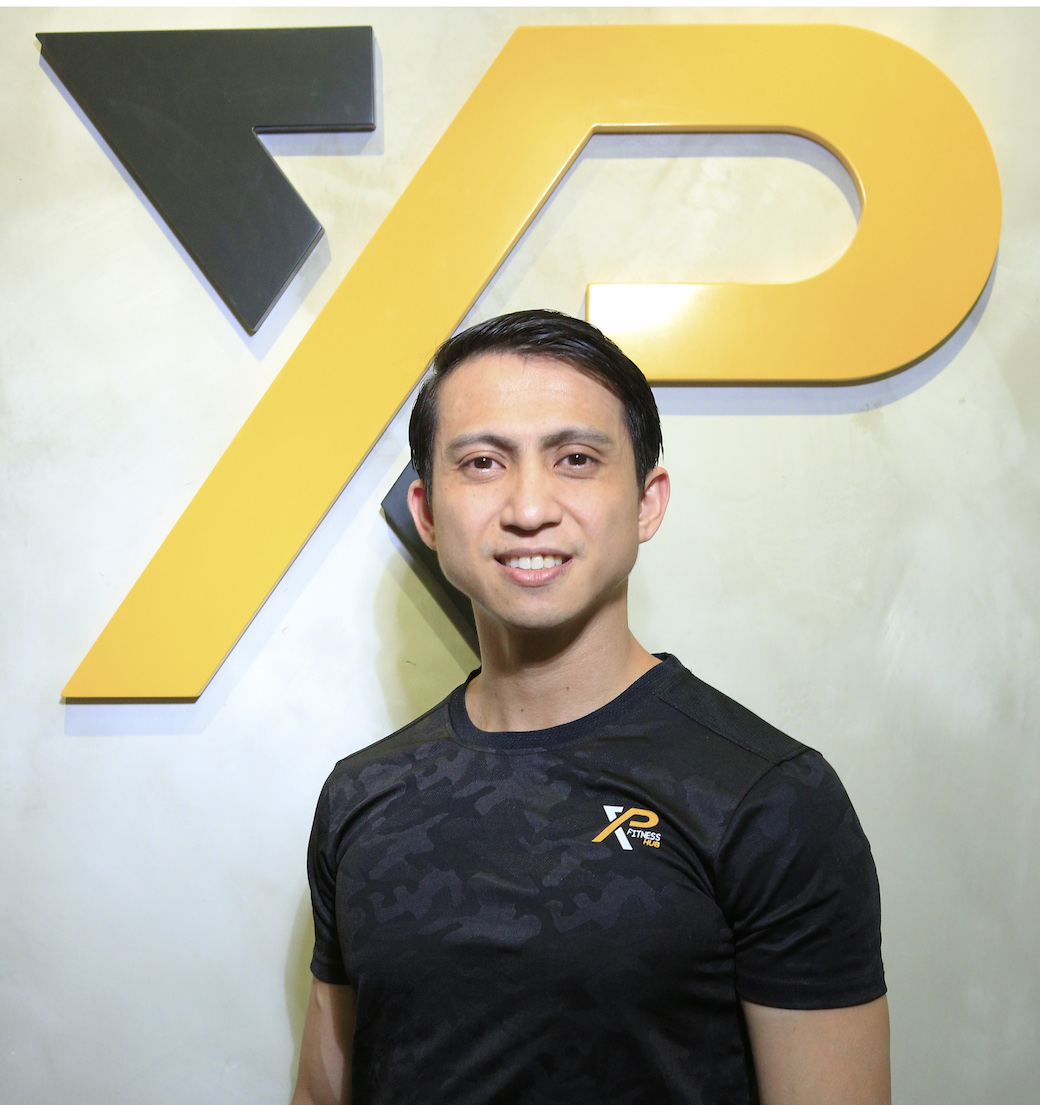 Andrew Dino - XP Fitness General Manager