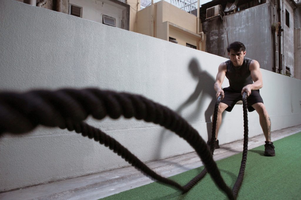 Andrew Spartan SGX Training