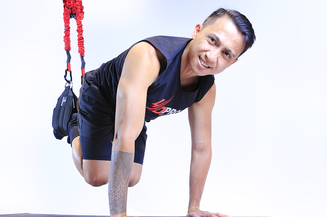 4D PRO Bungee Fitness